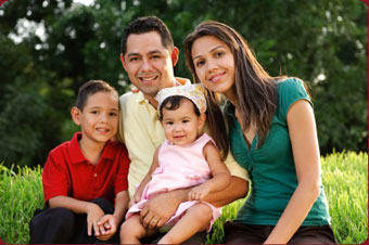 Estate planning and living trust for busy young family